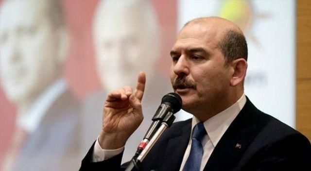 Soylu'dan İmamoğlu'na: PKK, İstanbul'a seninle sızmaya çalışıyor!