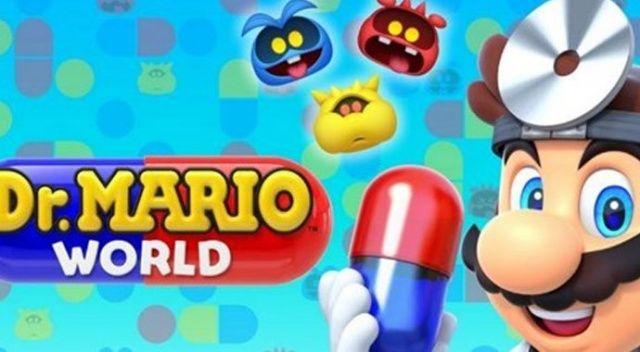 Super Mario efsanesi Dr. Mario ile geri dönüyor