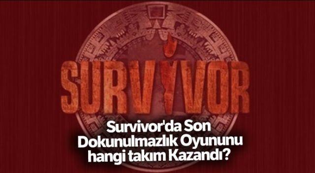Survivor'da Son Dokunulmazlık Oyununu Hangi Takım Kazandı? | Survivor'da kim elendi? (Survivor'da büyük final ne zaman?)