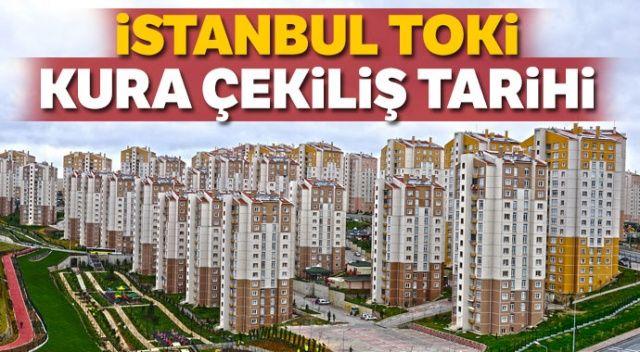 TOKİ İstanbul Kura Çekilişi CANLI İZLE | TOKİ İstanbul evleri kura sonuçları TC ile sorgulama