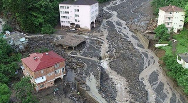 Trabzon'da sel: Hayatını kaybedenlerin sayısı 7'e yükseldi