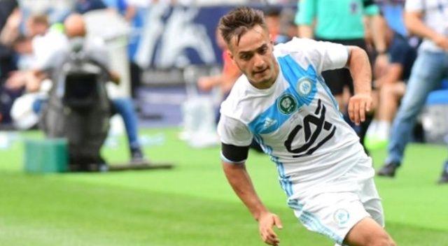 Trabzonspor, Marsilya'nın 20 yaşındaki genç oyuncusu Yusuf Sarı'yı KAP'a bildirdi