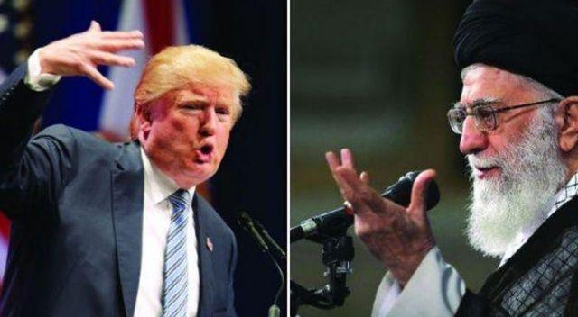 Trump imzaladı! Hedefte İran'ın lideri Hamaney var