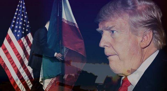 Trump'tan İran açıklaması: Hazır değiliz