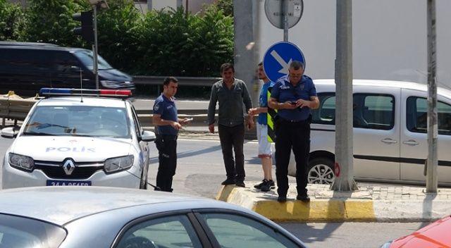 Tuzla'da bir kişinin bankaya yatıracağı 110 bin lirayı gasp ettiler