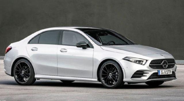 Yeni A-Serisi Sedan rakiplerini zorlayacak