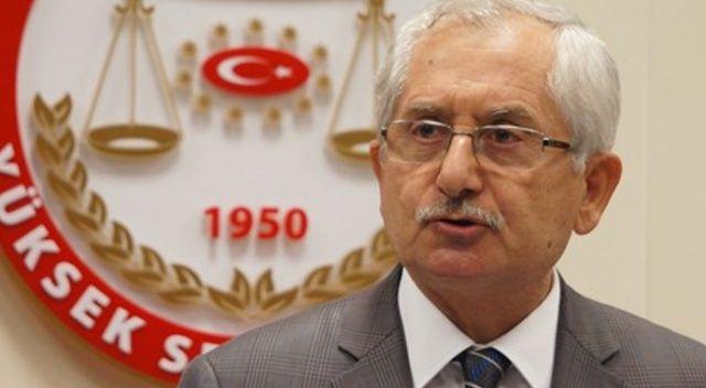 YSK Başkanı Güven: 13 seçim müdürü başka illerde görevlendirilmiştir