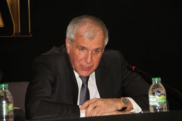 "Zeljko Obradovic: ""Anadolu Efes'i tebrik ederim"""