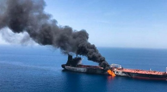 İran'dan tankerlerle ilgili açıklama geldi