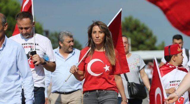 '15 Temmuz Demokrasi ve Milli Birlik Günü Buluşması' başladı