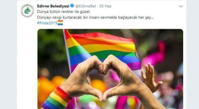 'LGBT furyası milleti bitirme teşebbüsü'
