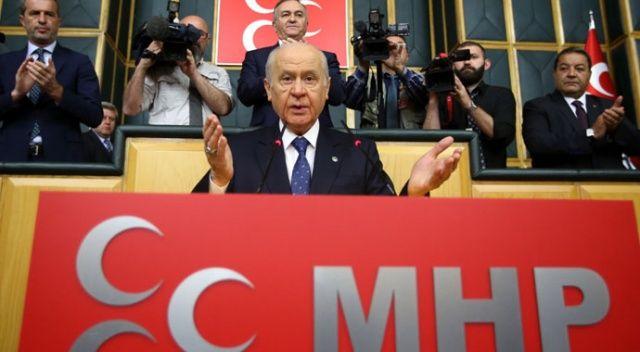 'Türkiye'nin yeni bir  partiye ihtiyacı yok'