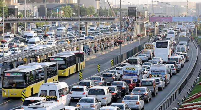 15 Temmuz'da toplu taşıma ücretsiz
