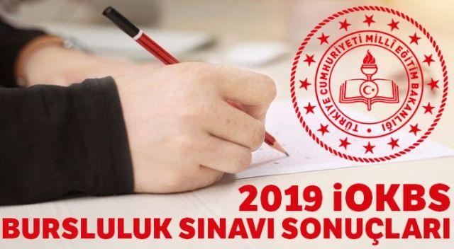 Bursluluk Sınav Sonuçları Sorgulama Sayfası 2019 | İOKBS MEB PYBS Bursluluk SONUÇLARI SORGULAMA EKRANI ÖĞREN