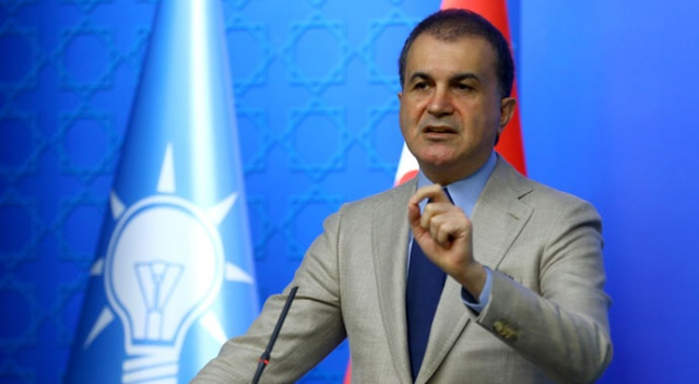AK Parti Sözcüsü Çelik: CHP 15 Temmuz'a siyasi sabotaj yaptı