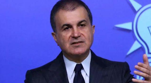 AK Parti Sözcüsü Ömer Çelik: AB sorun çıkarma yolunu tercih ediyor