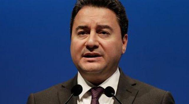 Ali Babacan AK Parti'den istifa etti
