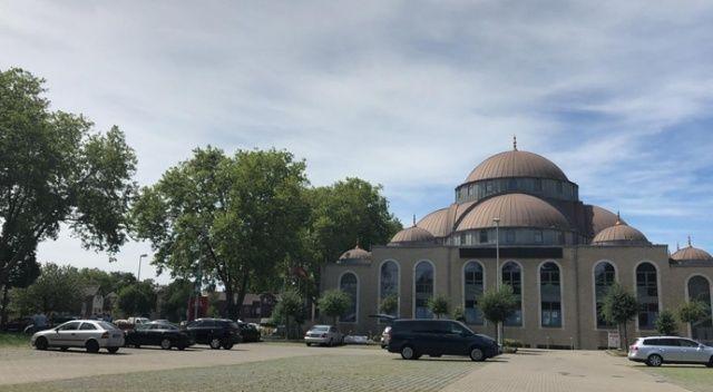 Almanya'da bir camiye daha tehdit mektubu gönderildi