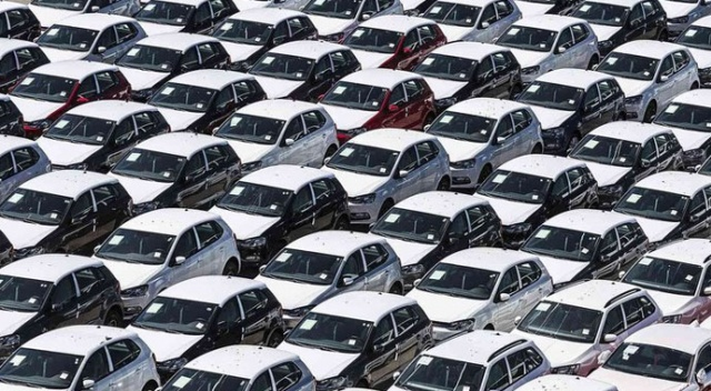 Avrupa otomobil pazarı altı ayda yüzde 1,9 azaldı