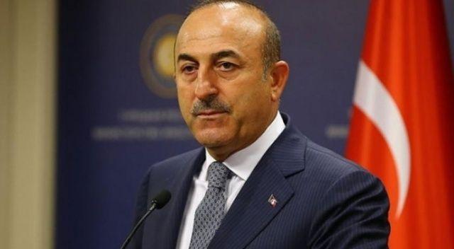 Bakan Çavuşoğlu: Rumlara gereken cevabı  veririz