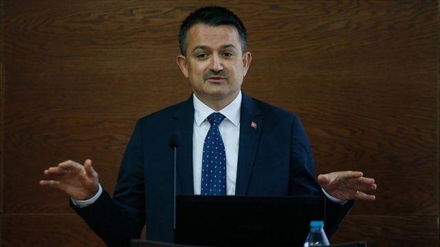 Bakan Pakdemirli: Türkiye'nin daha hızlı koşması gerekiyor