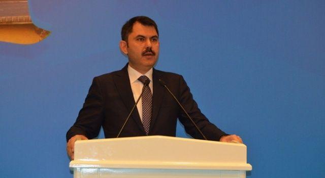 Bakan Kurum 'Karadeniz Bölgesi İklim Değişikliği Eylem Planı'nı açıkladı