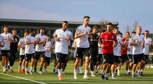 Beşiktaş 7 hazırlık maçı oynayacak