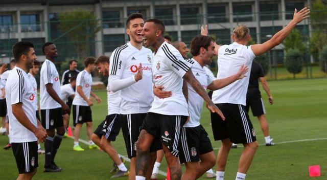 Beşiktaş, taktik çalıştı