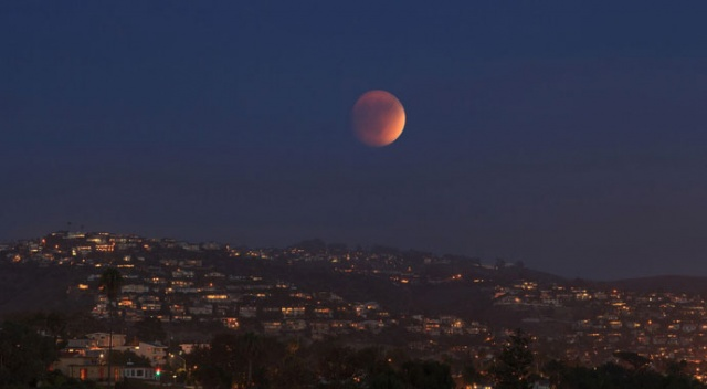 Bu gece Ay tutulması gerçekleşecek! Türkiye'den de izlenebilecek