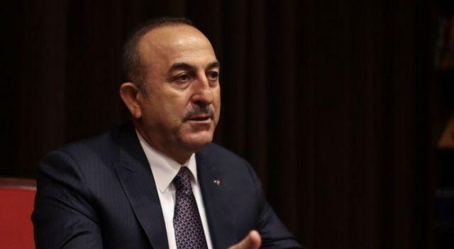 Çavuşoğlu: 'Rusya'nın rejimi kontrol altında tutması gerekiyor'