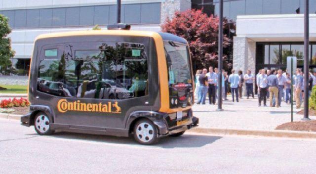 Continental'den teknoloji etkinliği