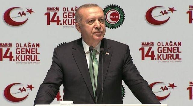Cumhurbaşkanı Erdoğan açıkladı: O süre 4 ay uzatıldı