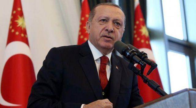 Cumhurbaşkanı Erdoğan'dan Doğu Akdeniz ve Suriye mesajı