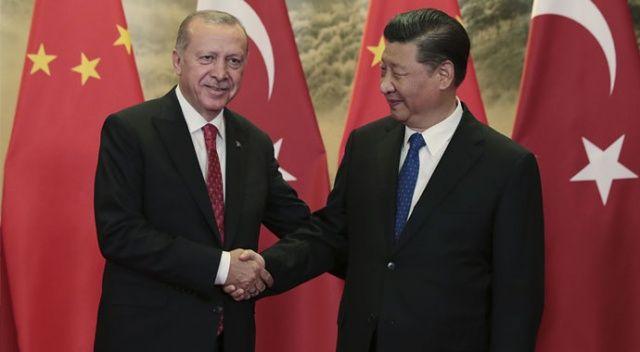 Cumhurbaşkanı Erdoğan: İpek Yolu ortak rüyamız