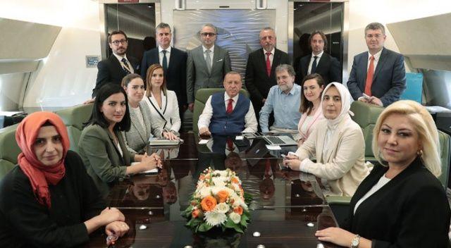 Cumhurbaşkanı Erdoğan: MB Başkanının yaptıkları artık çekilmez olmuştu...