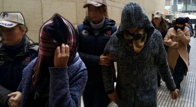 DEAŞ'lı kadınların Fransa'dan Suriye'ye pikapla yolculuğu deşifre oldu