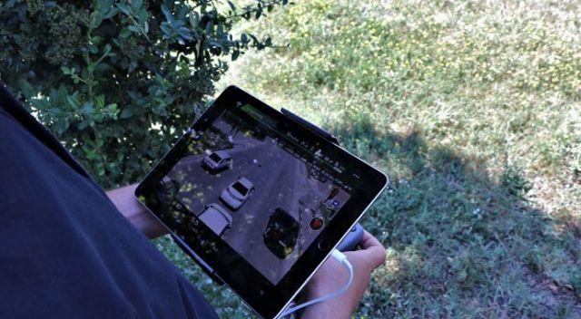 Drone destekli trafik denetiminde 21 bin 355 TL ceza kesildi