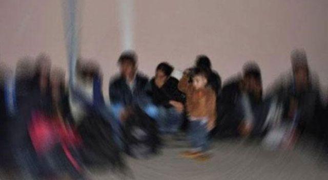 Edirne'de bin 39 düzensiz göçmen yakalandı