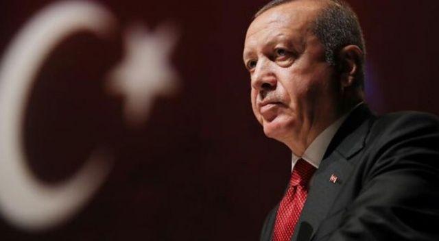 Erdoğan'dan Kıbrıs mesajı: Barış için yine geliriz