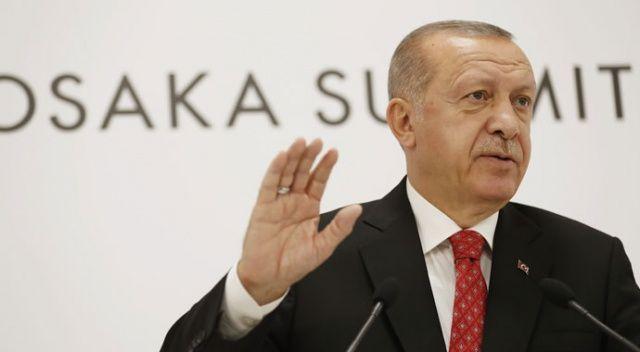 Erdoğan net konuştu: F-35 ve S-400 krizi artık bitmiştir