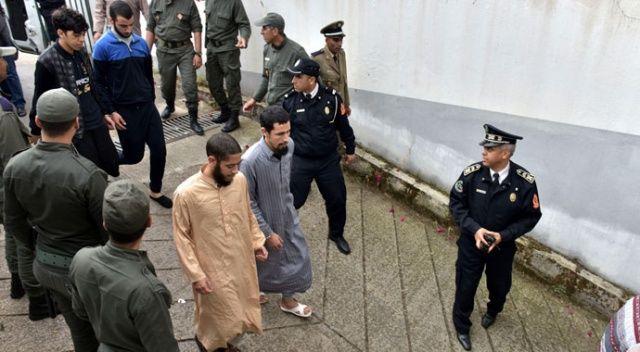 Fas'ta İskandinav turistleri öldüren 3 teröriste idam cezası