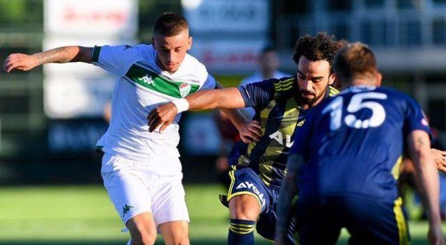 Fenerbahçe - Bursaspor maç sonucu: 2-0