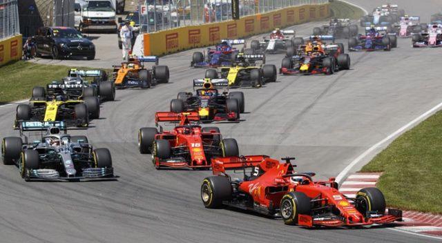Formula 1'de gözler Büyük Britanya Grand Prix'sinde