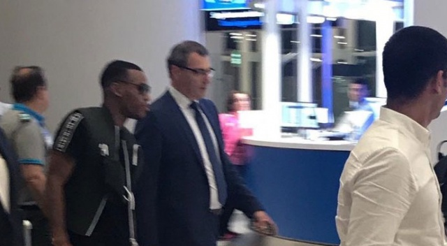 Garry Rodrigues, Fenerbahçe için İstanbul'a geldi