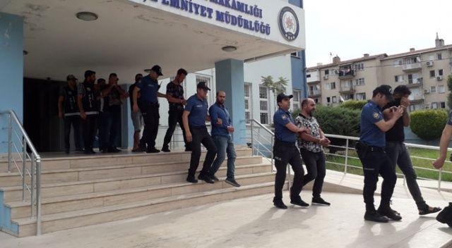 Göçmen kaçakçılığı operasyonunda 41 tutuklama