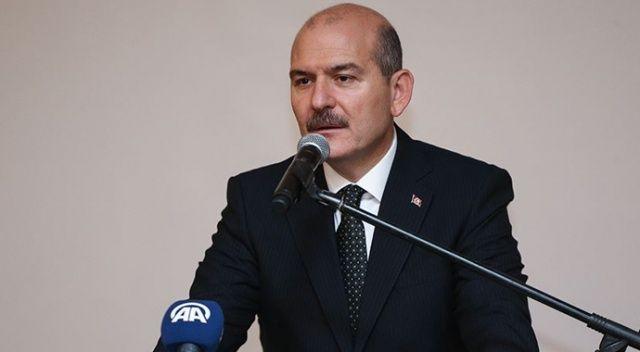 İçişleri Bakanı Soylu: 15 Temmuz 2016'dan itibaren 324 bin 243 operasyon gerçekleştirdik