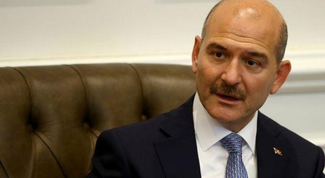 İçişleri Bakanı Soylu'dan köşe yazısına tepki