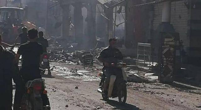 İdlib'de ölü sayısı yükseliyor