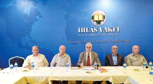 İhlas Vakfı 1. ilahiyatçılar buluşması başladı