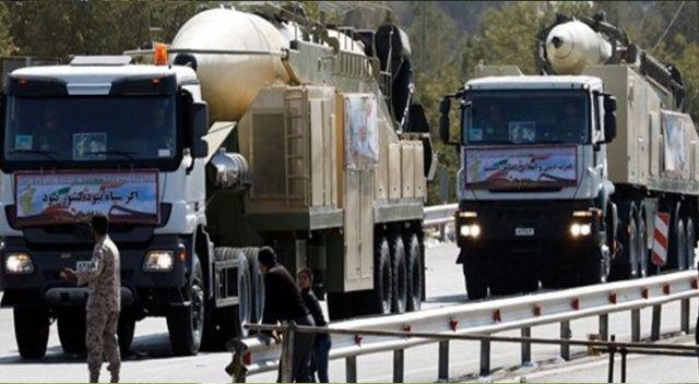 """İran'dan Pompeo'ya """"balistik füze"""" cevabı"""